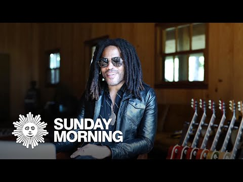 Lenny Kravitz on finding his voice