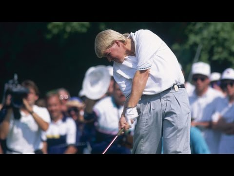 John Daly at the 1991 PGA Championship