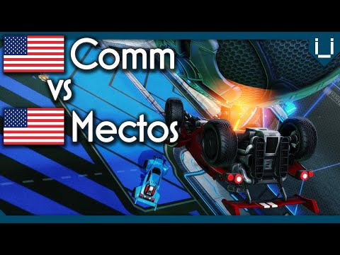 Comm vs Mectos | Rocket League 1v1