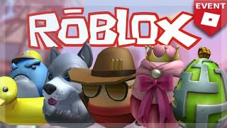 COMMENT À GET 5 EGGS DIFFERENT IN ROBLOX EGG HUNT 2019 PARTIE 6! (SCRAMBLE DANS LE TEMPS 2019)