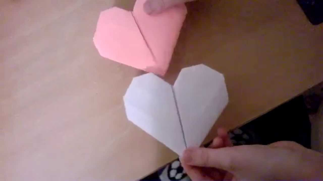 How to Make an Origami Heart: 15 Steps (with Pictures) - wikiHow | 720x1280