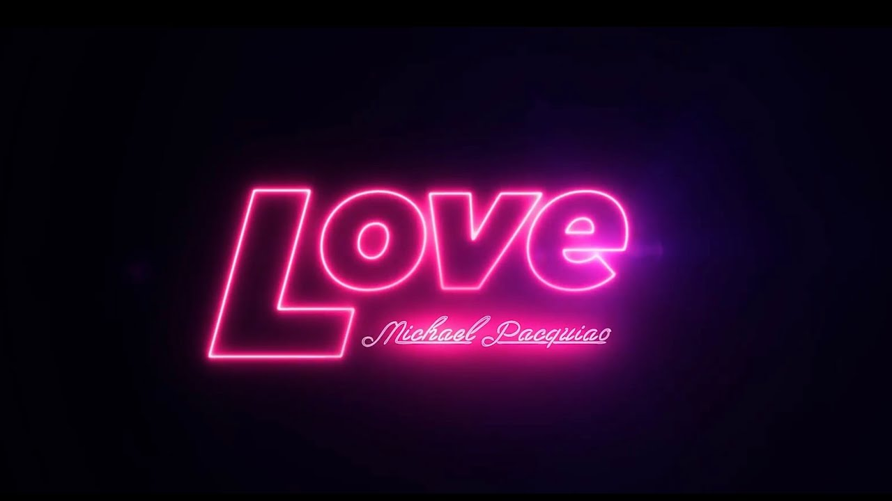 Love - Michael Pacquiao (Official Music Video) MyTub.uz