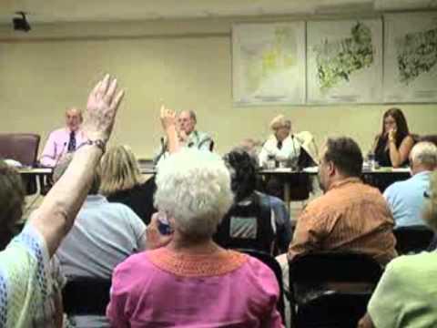 2012-07-16 BOS Meeting