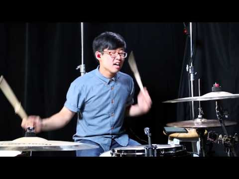 Joseph - Hillsong Young & Free - Alive Drum Cover