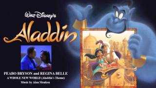 Peabo Bryson Regina Belle A Whole New World Aladdin 39 s Theme by Alan Menken - Instrumental.mp3