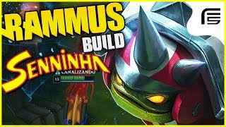 Download Video BUILD DO SENNINHA PRO RAMMUS JUNGLE - MAIS DE 1200 DE MOVSPEED - League of Legends - Fiv5 MP3 3GP MP4