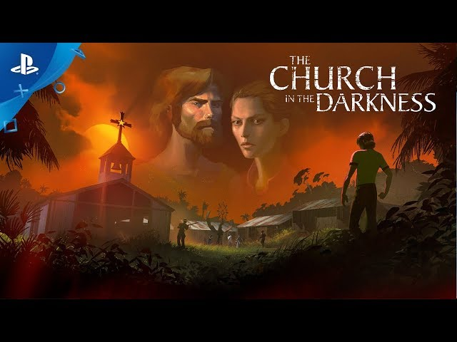 The Church in the Darkness - Announce Trailer | PS4