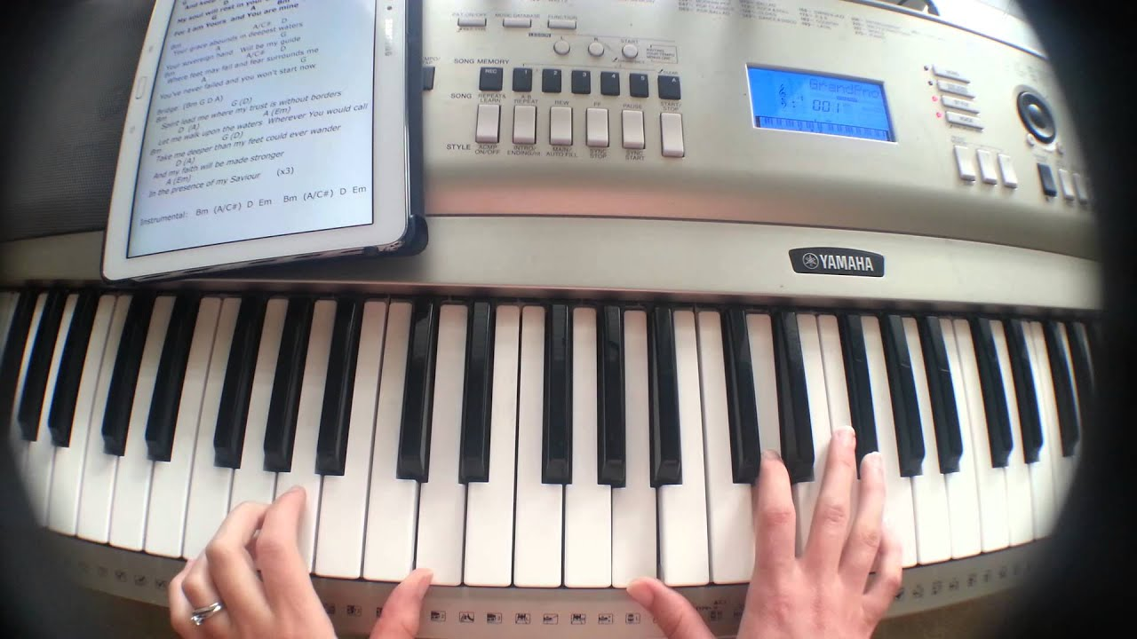 Oceans hillsong piano tutorial chords youtube oceans hillsong piano tutorial chords hexwebz Gallery