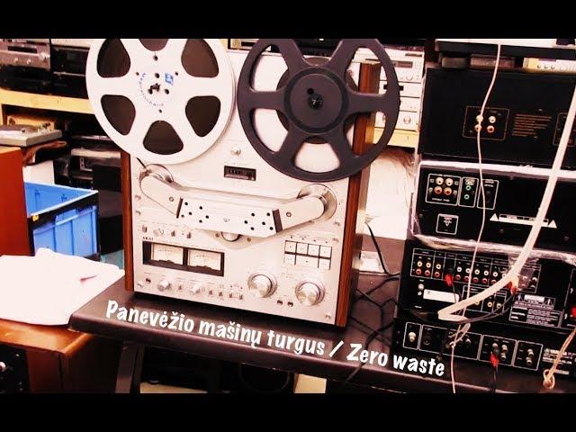 #vlog 29 - Panevėžio mašinų turgus / Zero waste / Vegan Pipiras