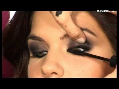 youtube video de maquillaje de ojos