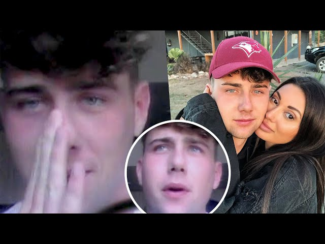 Too Hot To Handle's Harry Jowsey Opens Up About His Break-Up From Francesca! | Fifi Fev & Byron