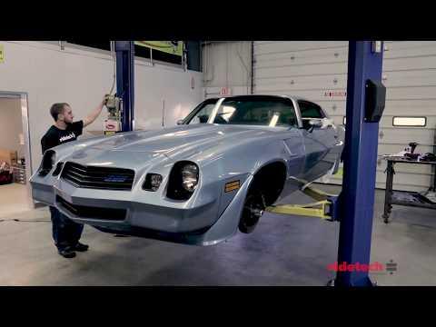TruTurn Front Suspension Install for 70-81 Camaro / Firebird