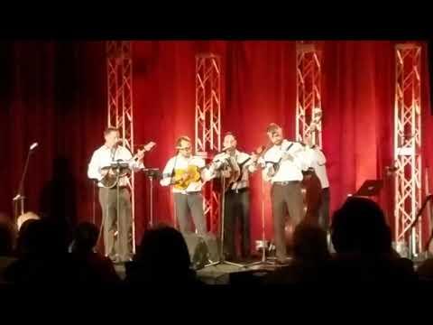 Tamburaški Sastav Ponoć performance at Tamburitza Extravaganza, Milwaukee 2017