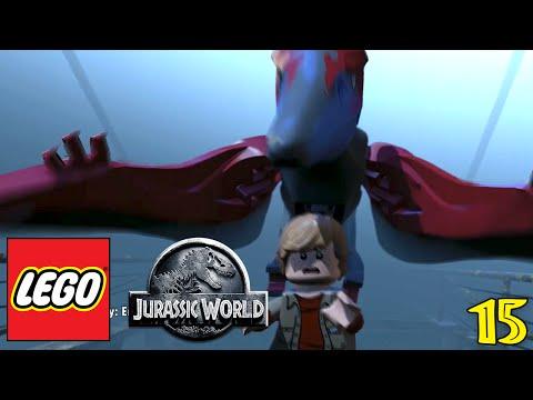 "LEGO JURASSIC WORLD Gameplay Walkthrough Part 15 - ""Jurassic Park III FINALE!!!"" (1080p HD PC)"