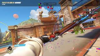 Hanzo Blizzard World Attack A Mystery Hero