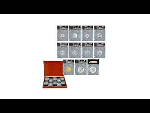 2017 EU70 Denver Release US Mint 225th Anniversary Set