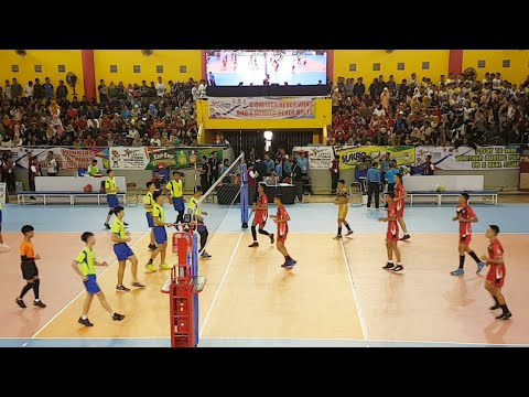 Indonesia VS Malaysia Asean School Games 2019