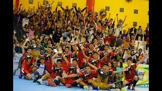 Indonesia VS Malaysia Asean School Games 2019