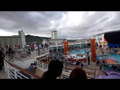 Liberty of the Seas - Barcelona, Spain (Royal Caribbean Cruise Western Mediterranean )