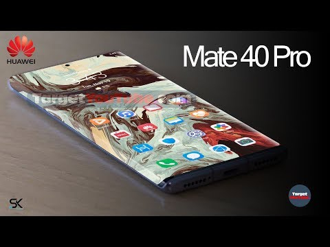 Huawei Mate 40 Pro (2020) First Look!!!