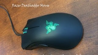 Razer DeathAdder gaming mouse review W/Synapse 2