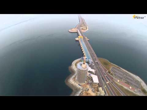 Si-hwa Tidal Power Plant - scene #1