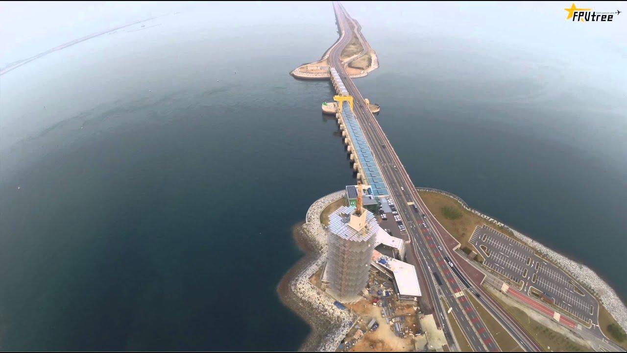 Si-hwa Tidal Power Plant - Scene  1