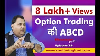 Option Trading Ki ABCD (In Hindi) || Bazaar Bites Episode-35 || Sunil Minglani