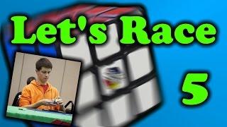 Let's Race with Feliks Zemdegs - Ep 5