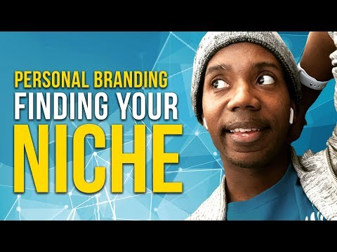 Personal Branding: How to Find Your Niche | ROBERTO BLAKE