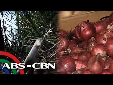 Bandila: Sugar, onion prices to go up