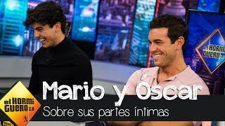 Mario Casas responde al rumor más famoso de internet sobre sus partes íntimas - El Hormiguero 3.0