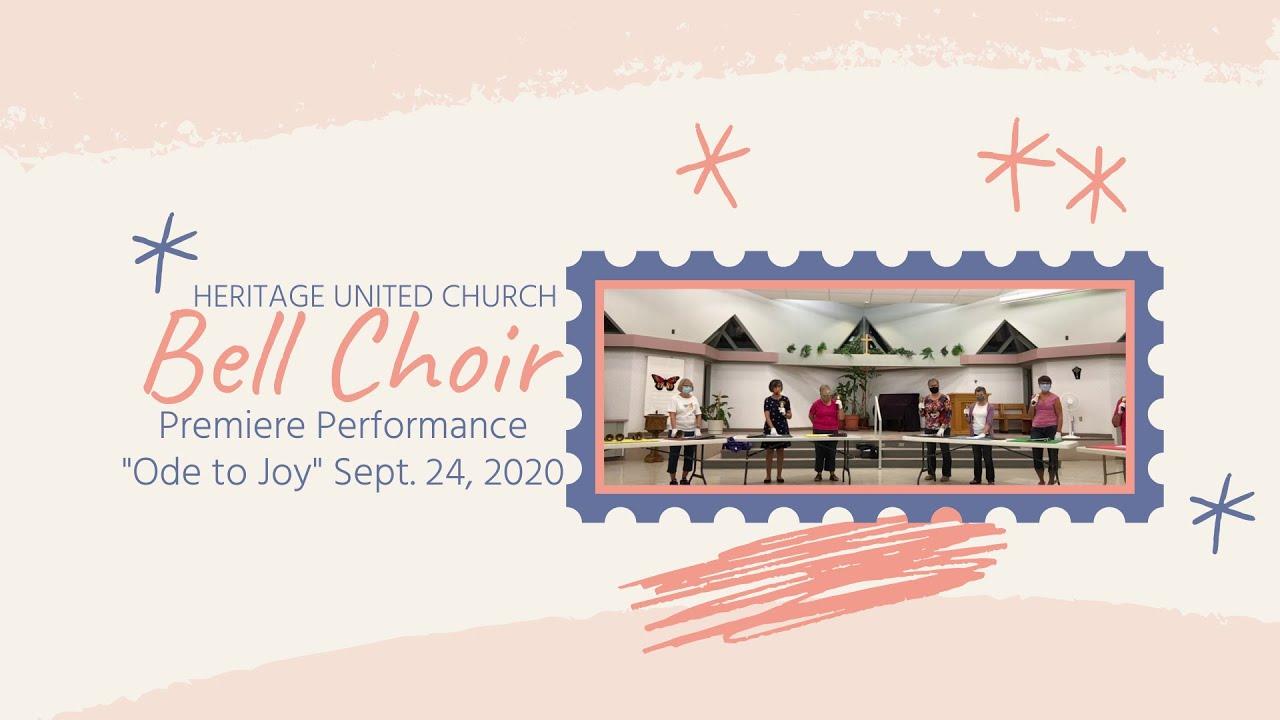 """Bell Choir: """"Ode to Joy"""""""