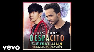 Luis Fonsi - Despacito 緩緩 (Mandarin Version) (Official Audio) ft. JJ Lin