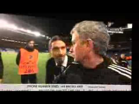 Download Ibrahimovic wishes Mourinho 'good luck' in the Champions League