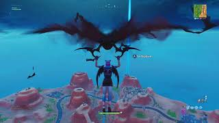 Dance on top of a crown of rvs - Fortnite Battle season 7 week 1battle pass challenge