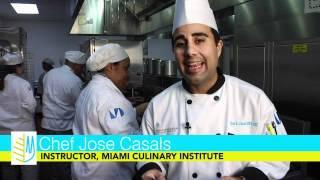 Tour of Miami Culinary Institute (2011)