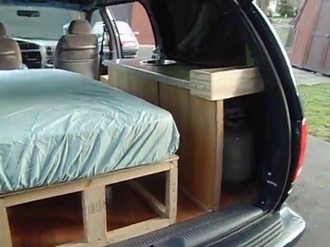 Dodge Caravan For Sale >> 2000 dodge grand caravan rv conversion 2 - YouTube