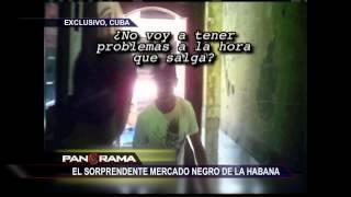 Repeat youtube video El sorprendente mercado negro de La Habana: un alucinante negocio (1/2)
