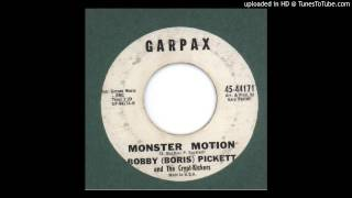 Pickett Bobby Boris Monster Motion 1962