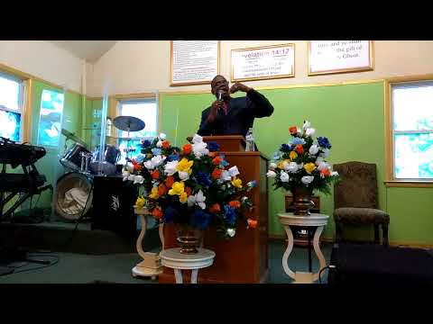 """Rev Jerome Allen Bell - """"I See What You're Saying"""""""