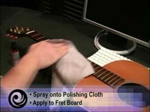Hydrate FingerboardConditioner Product Demo