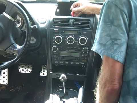 Lexus IS300 Car Stereo Removal 2001-2005 - YouTube