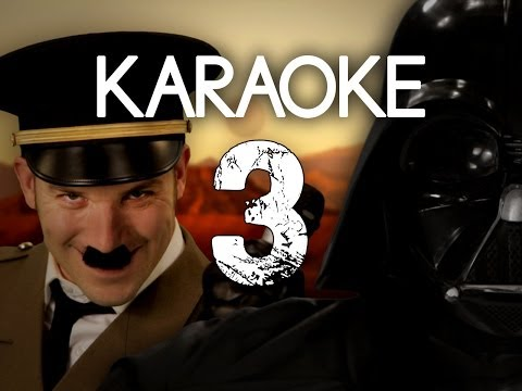 [KARAOKE ♫] Vader vs Hitler 3. Epic Rap Battles of History. [INSTRUMENTAL]
