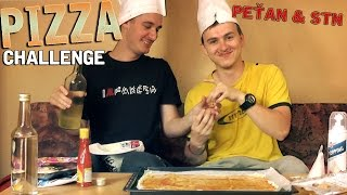 PIZZA CHALLENGE (by PeŤan & ST...