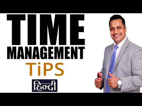 Time Management Inspirational In Hindi Goal Setting By Vivek Bindra India