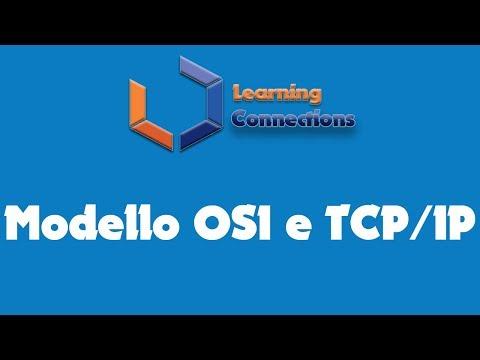 Il Modello ISO OSI e TCP/IP a confronto
