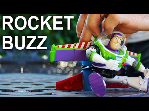 Rocket Buzz - To Infinity, or Beyond?