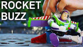 Rocket Buzz - To Infinity and Beyond?