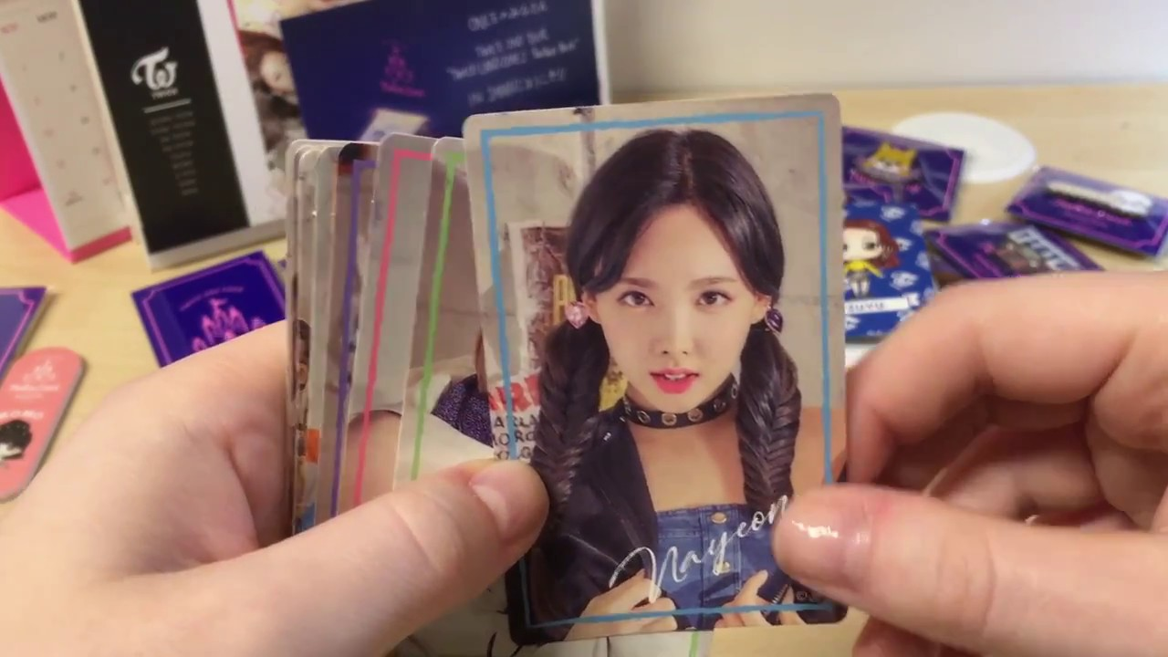 TWICE Twiceland Zone 2: Fantasy Park in Japan Official Merchandise Unboxing  by KasiaONCE